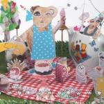 Claire Montgomery Design- Teddy Bears Picnic
