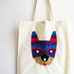 Little Things I Make Cotton Bag