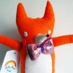 Little Things I Make Fox with Bow