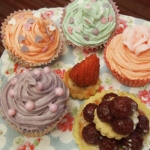 Mayflower Events Cupcakes