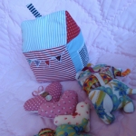 The Cotton Elephant Sewn Creations