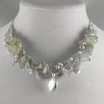 The Silver Hut Necklace
