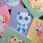 I-Drew-This-Cards-animals
