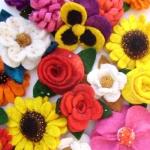 Karen-Rao-Felt-Flowers