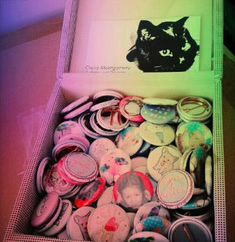 Badges by Claire Montgomery Design