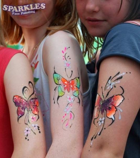 Face Painting Body Art
