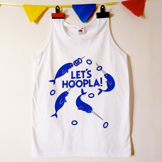 lets hoopla hello dodo