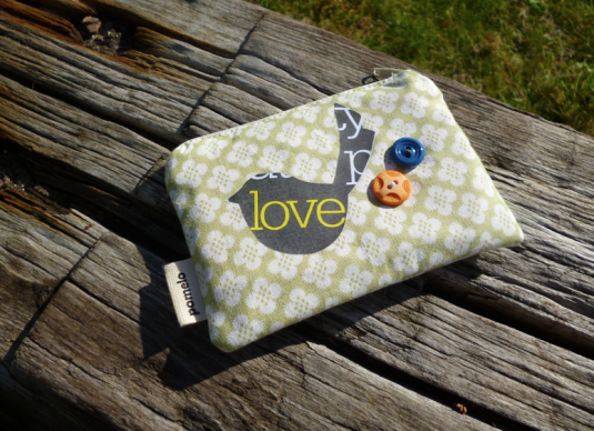 Pomelo Crafts Coin Purse