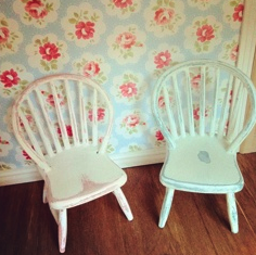 dolls house chairs