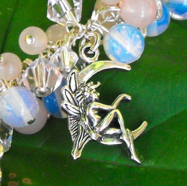 Fairy Silver Charm