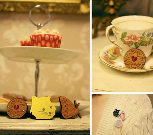 cat-a-cake creations jewellery