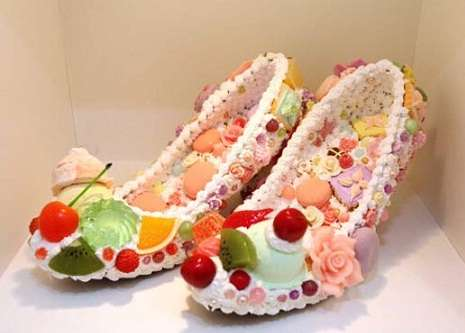 Candy Shoes- every girls dream?