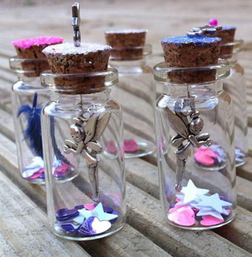 fairy wish jars