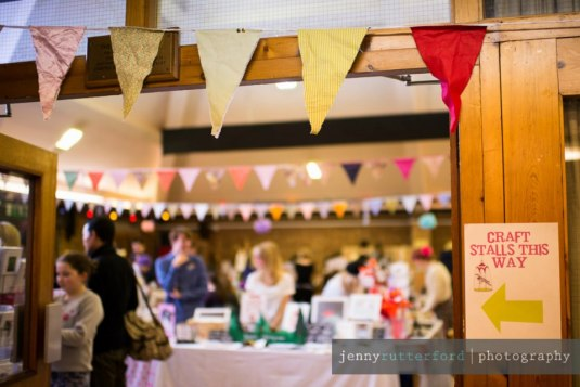 Bunting Boutique's bunting at our spring fair