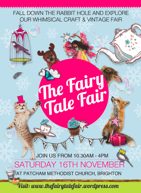 fairy tale fair brighton